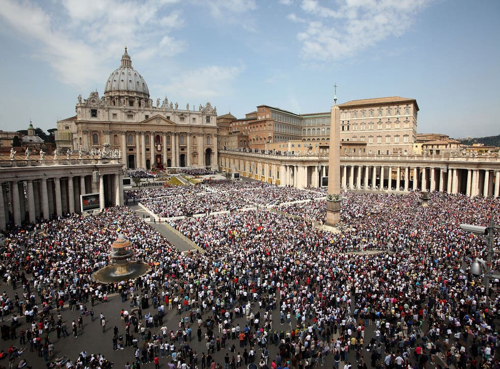 The Vatican has said the incarnation of the son of God is a unique event in the history of the universe