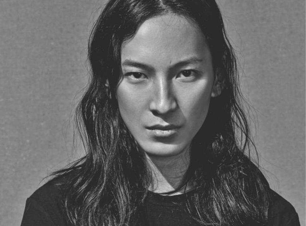 On the move: Alexander Wang