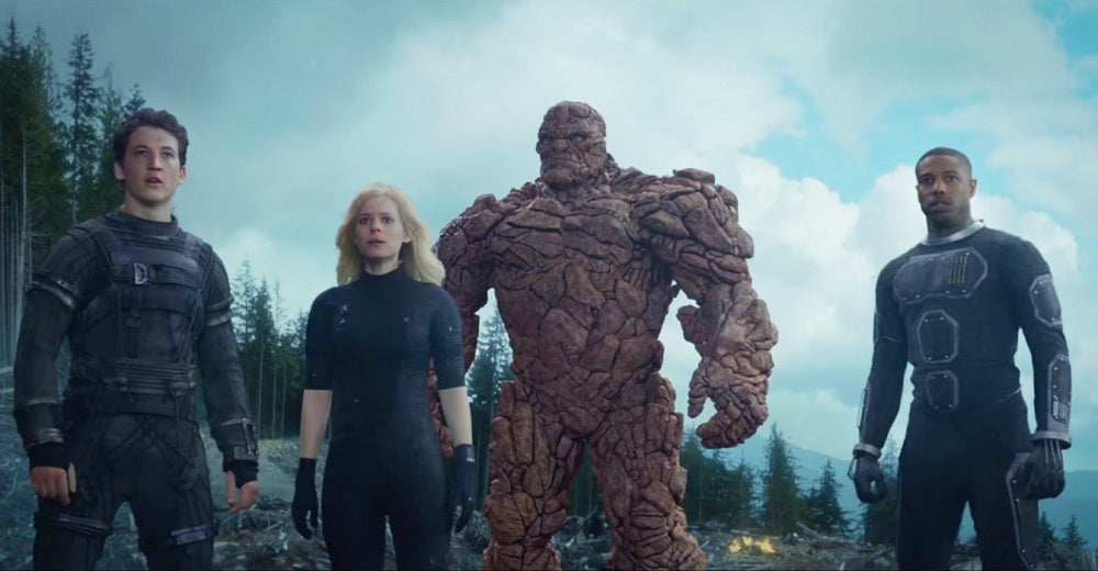 Fantastic Four is probably going to suck, admit Fantastic Four cast ...