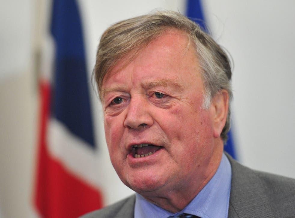 Ken Clarke was Chancellor between 1993 and 1997