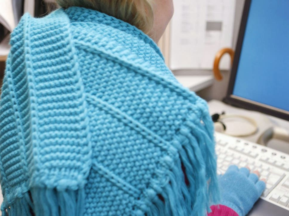 Women frozen out by office air-con systems designed for male comfort ...