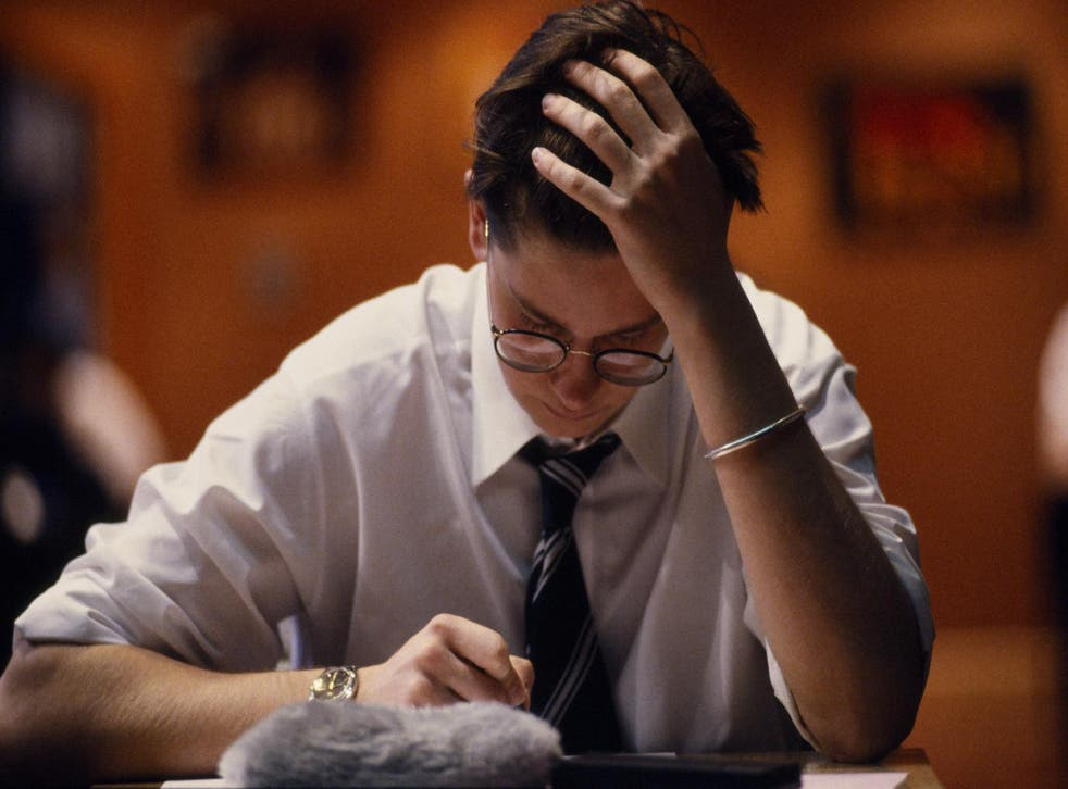 New linear-style GCSE exams are said to be the most difficult seen in schools since O-levels
