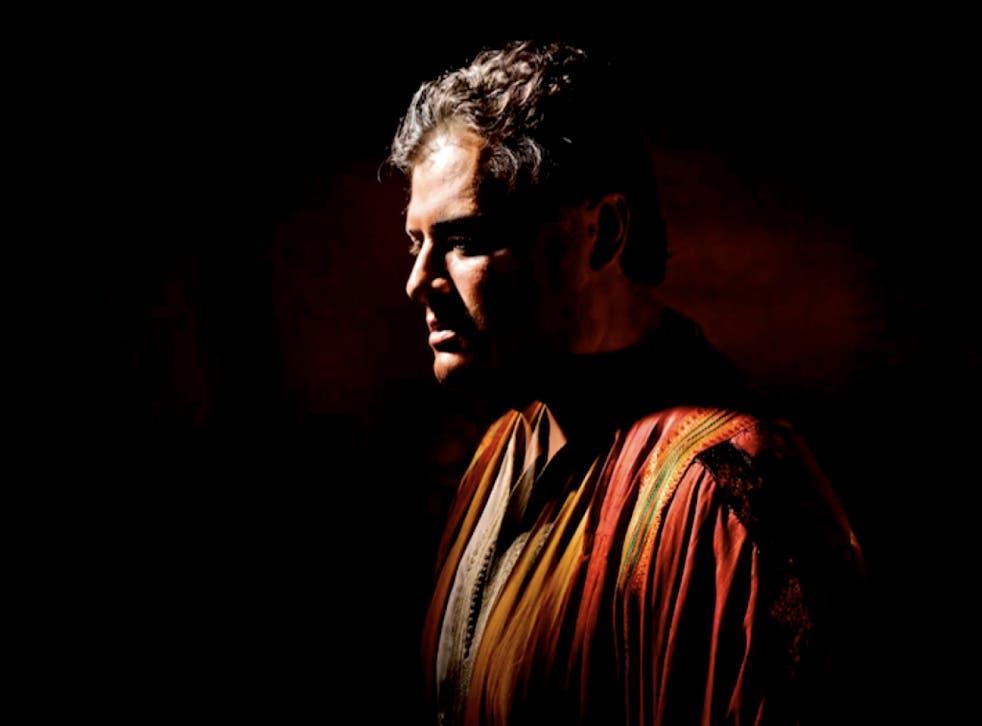 Aleksandrs Antonenko in publicity material on the Met Opera's website