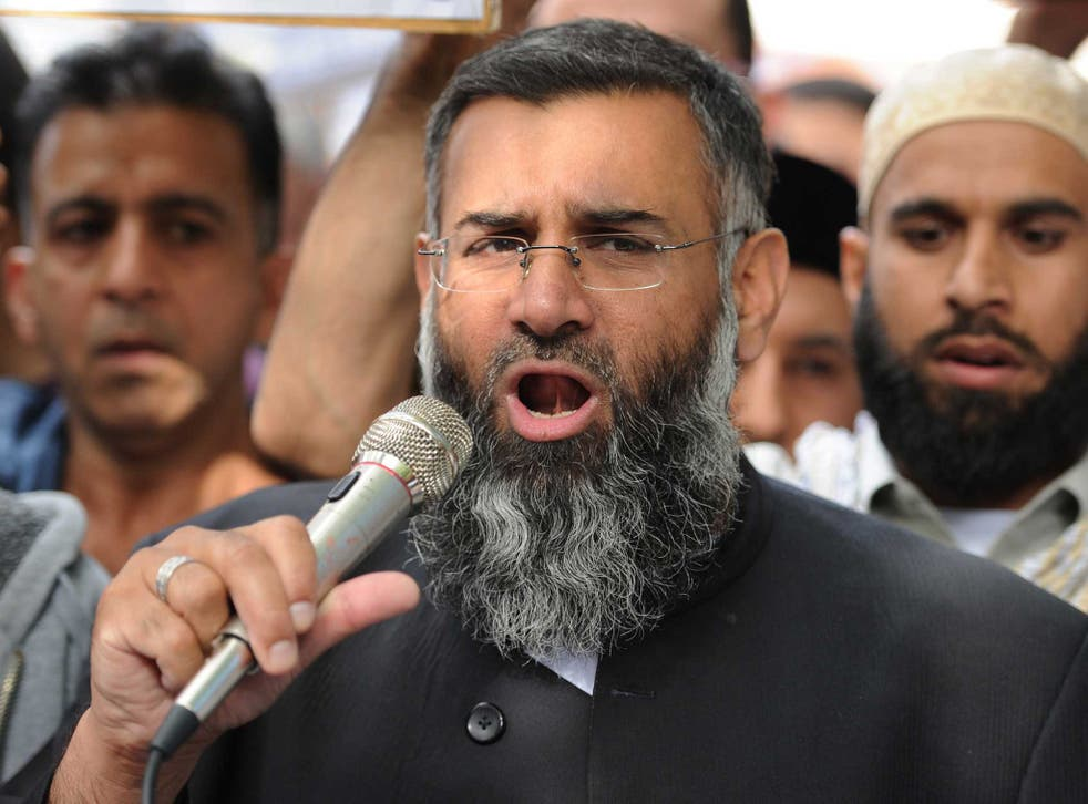 Radical preacher Anjem Choudary encouraged backing for Isis in a series of talks posted on YouTube