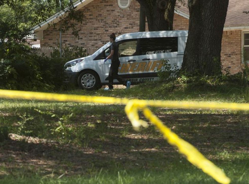 Police are continuing to probe the killings in Florida