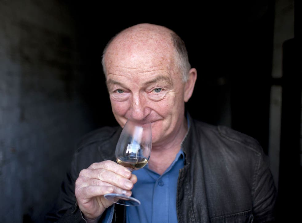 A nose for a good story: Oz Clarke