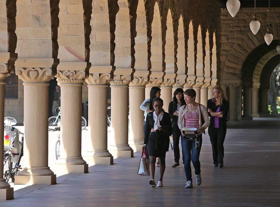 Stanford, in California, came top of a global list of universities to have fostered Nobel laureates