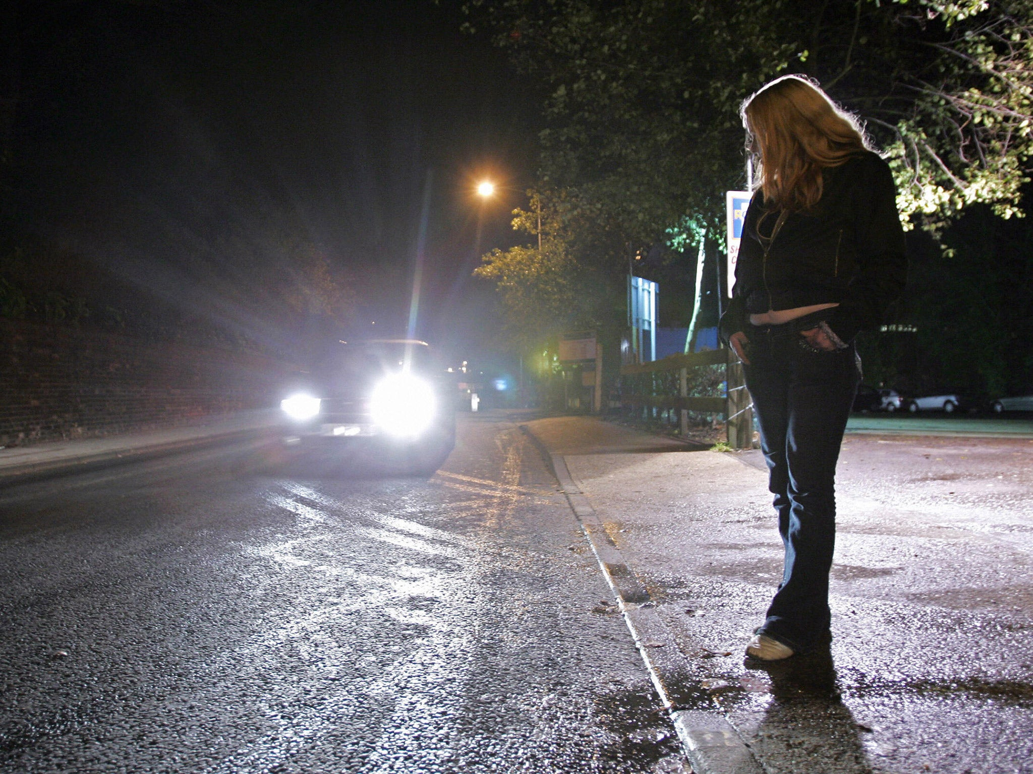 news crime decriminalising prostitution could reduce levels rape attacks report says