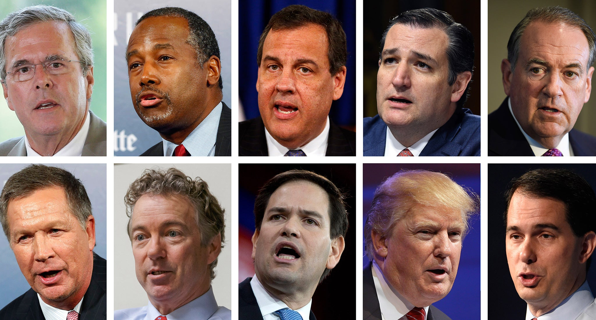 republican presidential debate in america