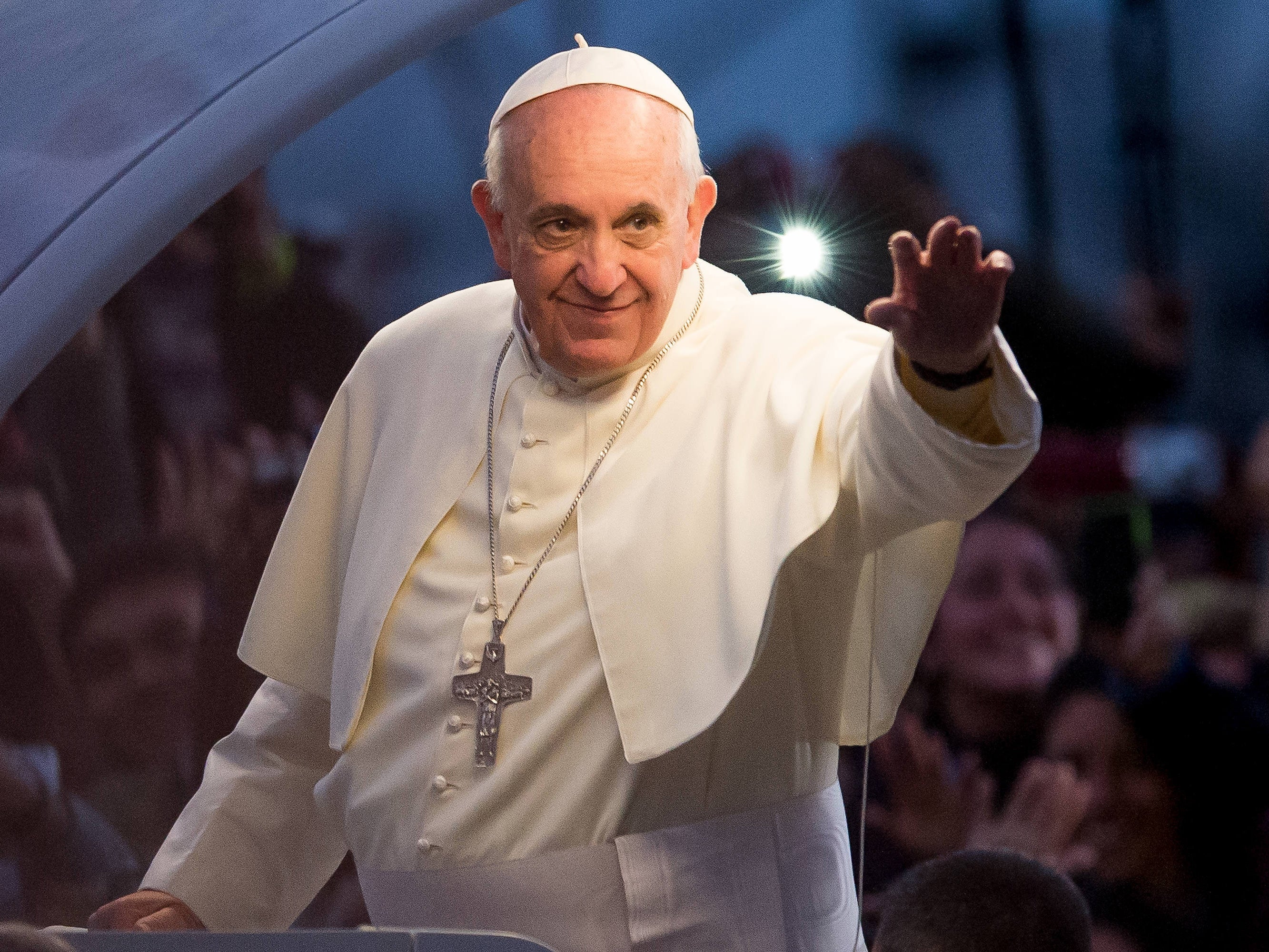 My divorced father was humiliated weekly in our Catholic church. The Pope's announcement could change that
