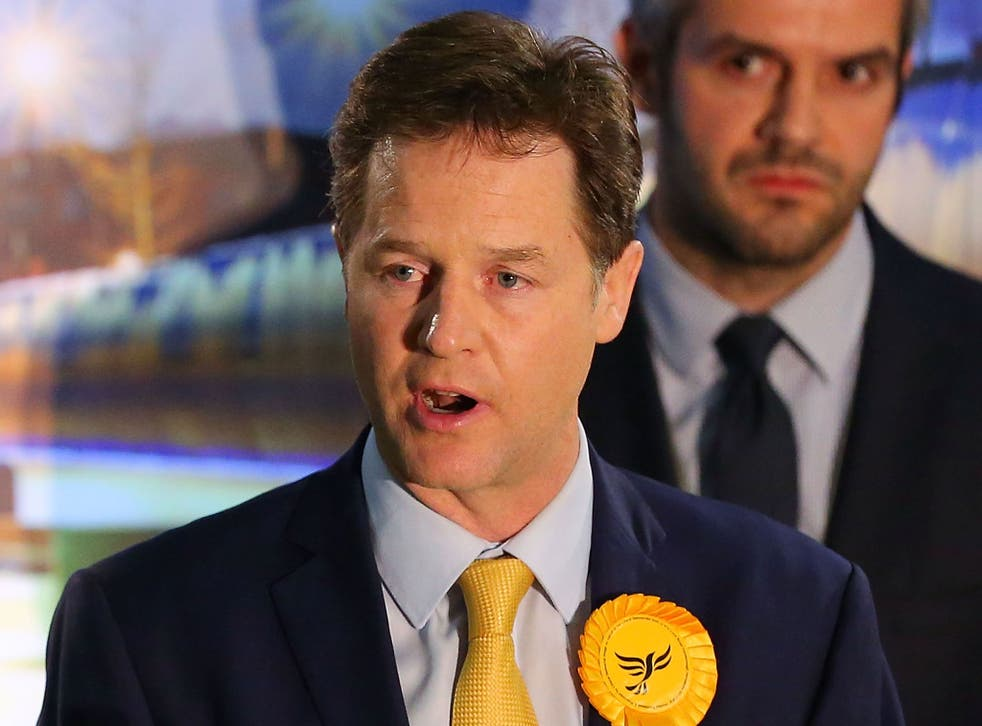 Nick Clegg nominated Anthony Ullmann for a knighthood