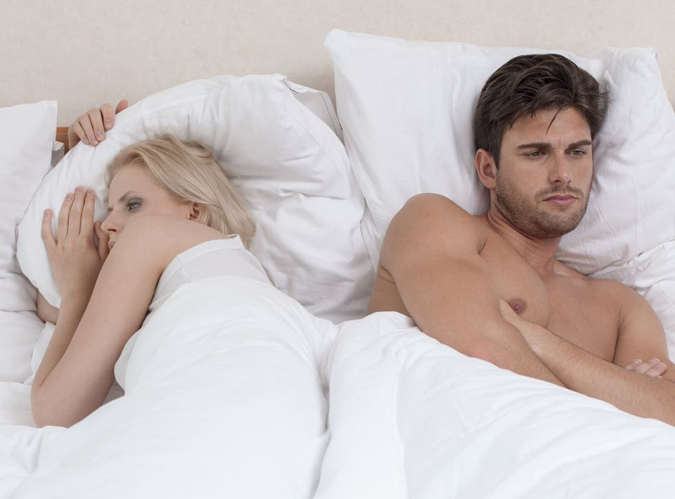 Good sex in bed