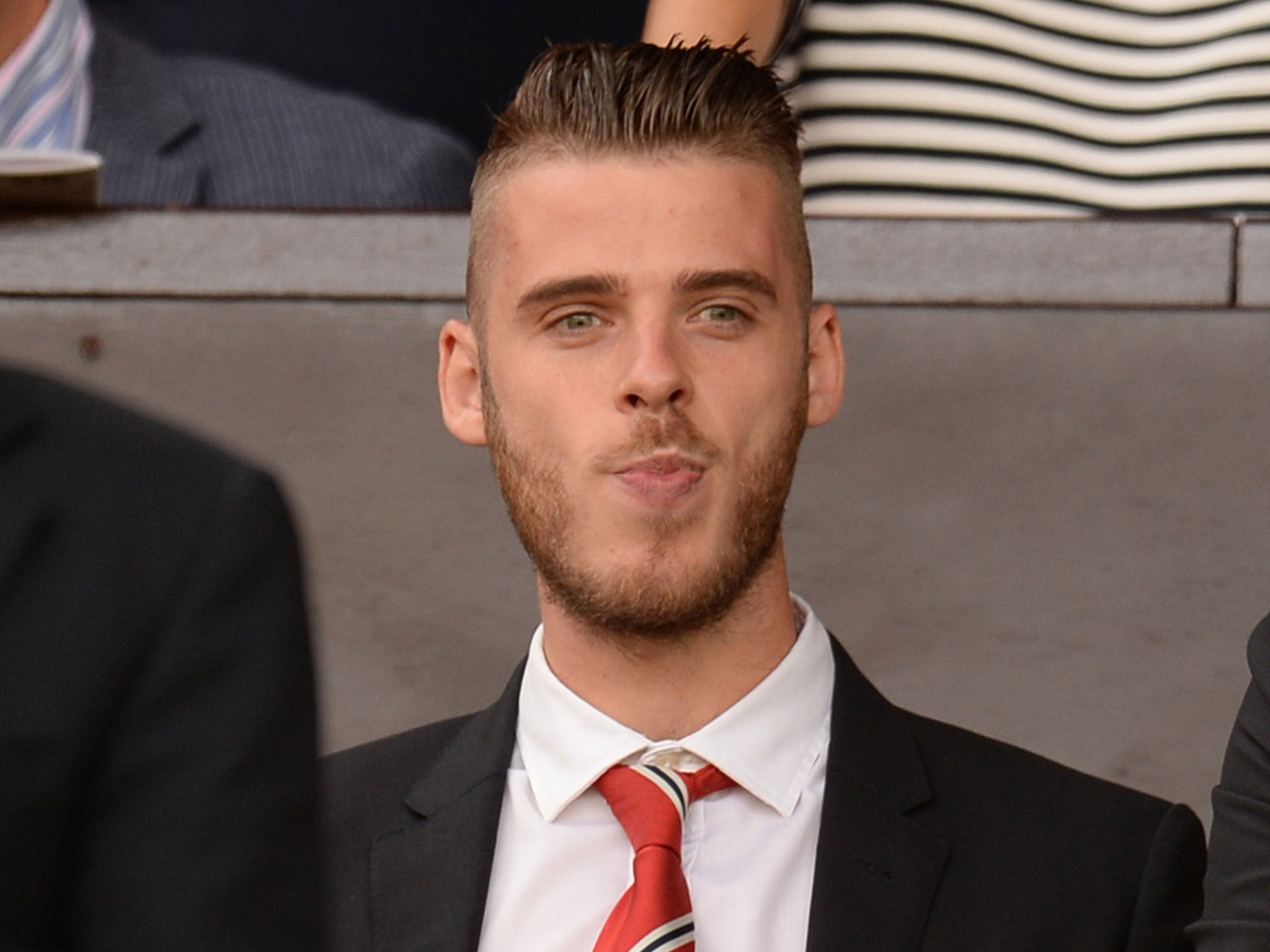 Real Madrid Statement David De Gea Deal Collapsed After - David de gea hairstyle 2014