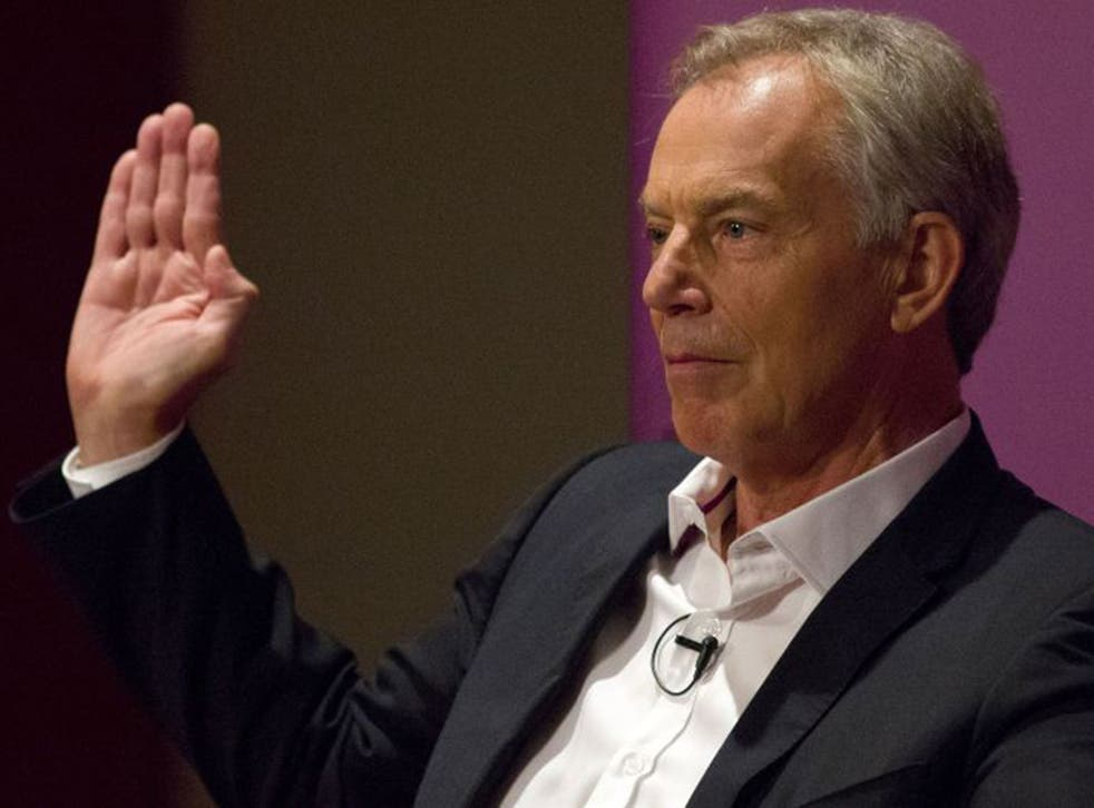 Tony Blair has insisted he wants the Chilcot inquiry to publish its findings as soon as possible