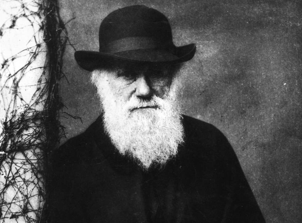 Charles Darwin, who founded the principles of evolutionary theory after an expedition to the Galapagos Islands