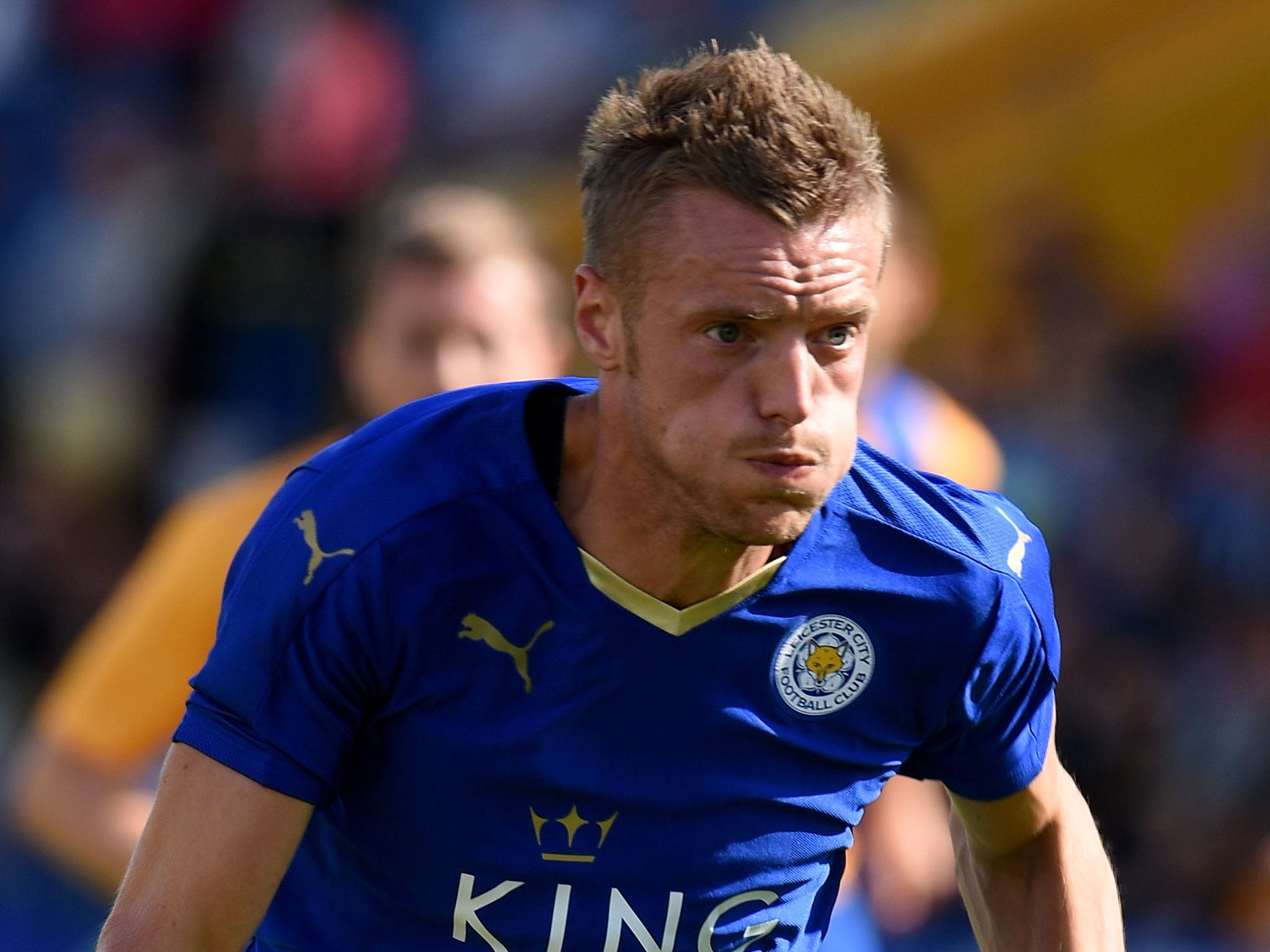 Jamie Vardy Leicester to investigate alleged racist language used