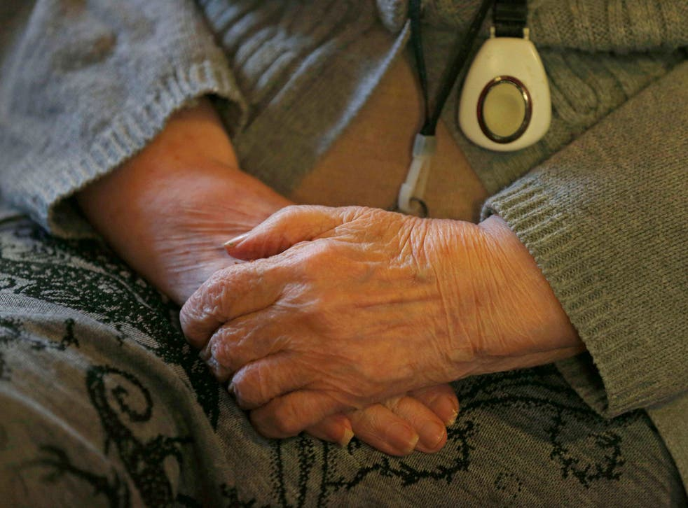 Almost half of patients admitted to hospital because of malnutrition last year were aged over 65