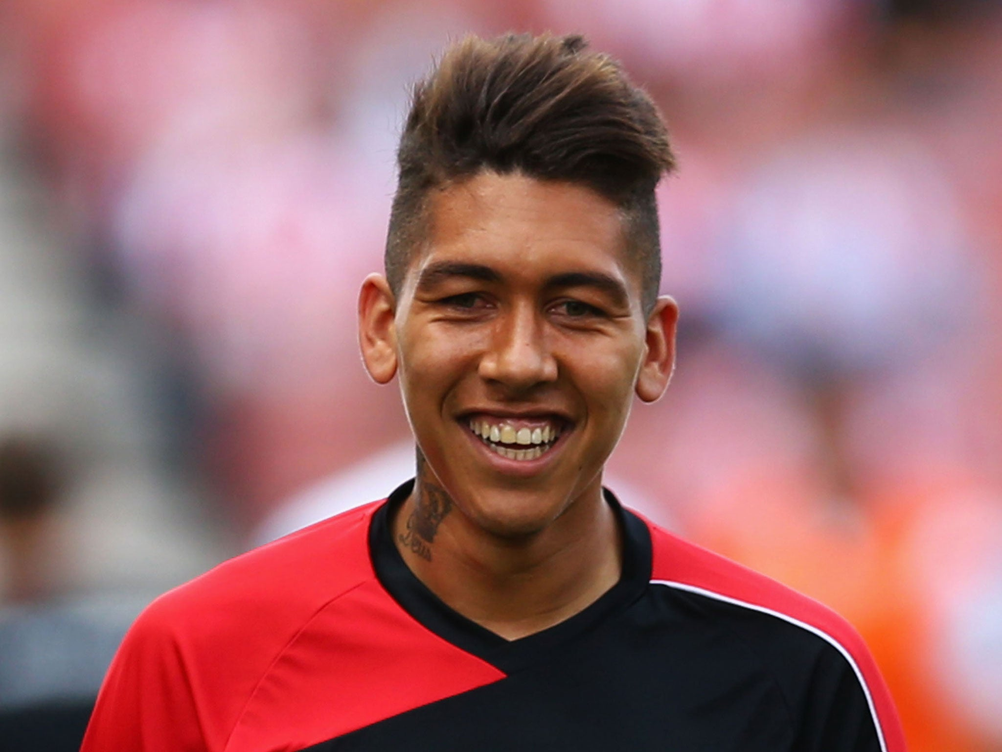 Roberto Firmino scores hat-trick for Liverpool in friendly ...