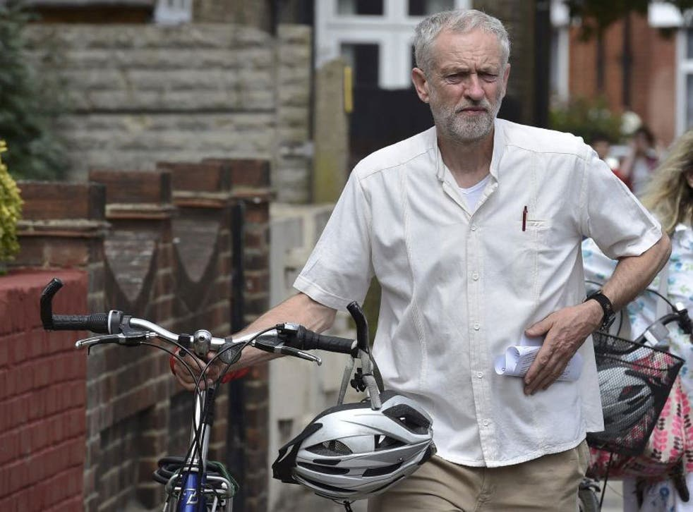 Jeremy Corbyn will become the next leader of the Labour party, according to the poll