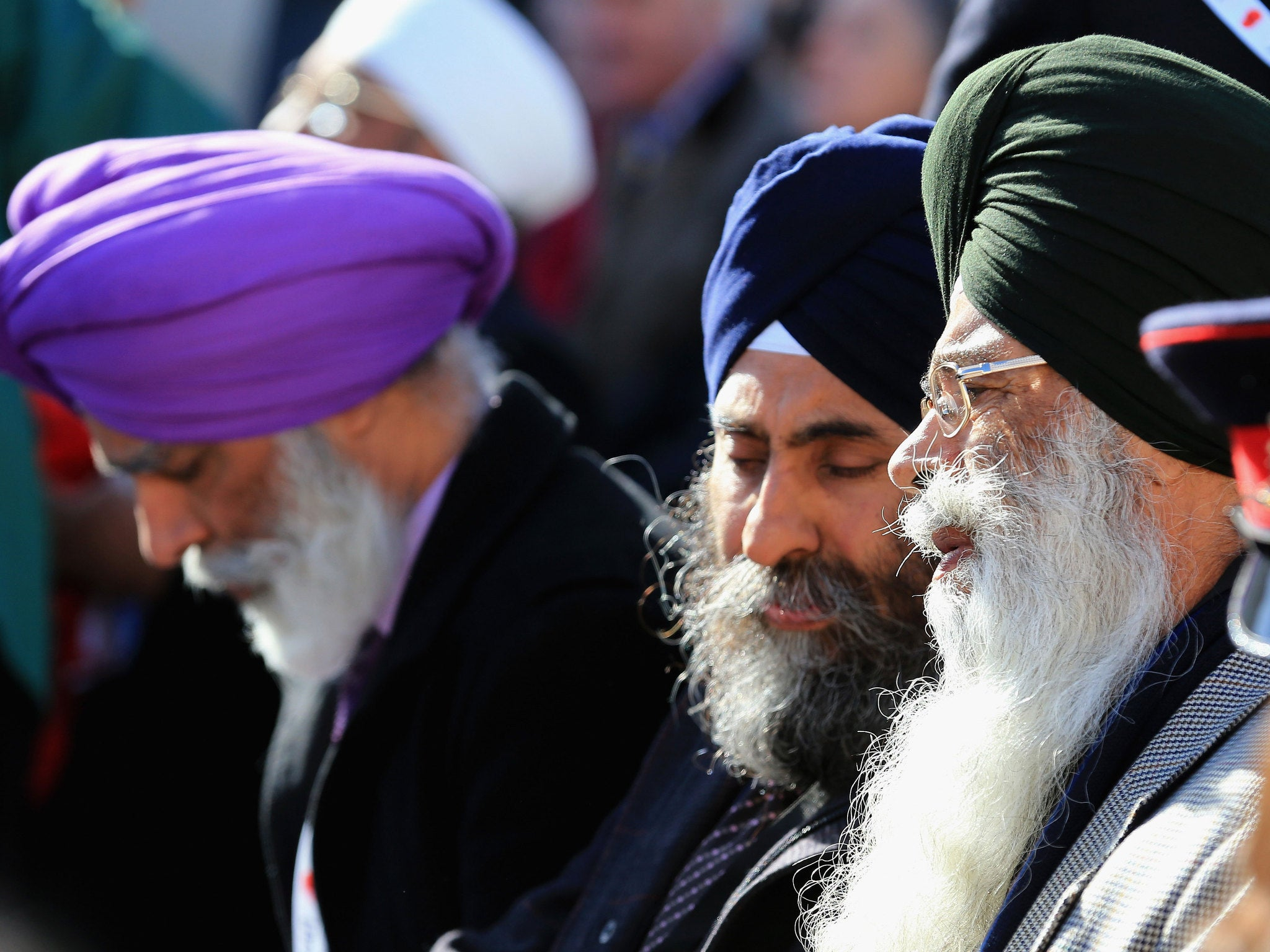 Sikhs in America are still coming under attack because people think