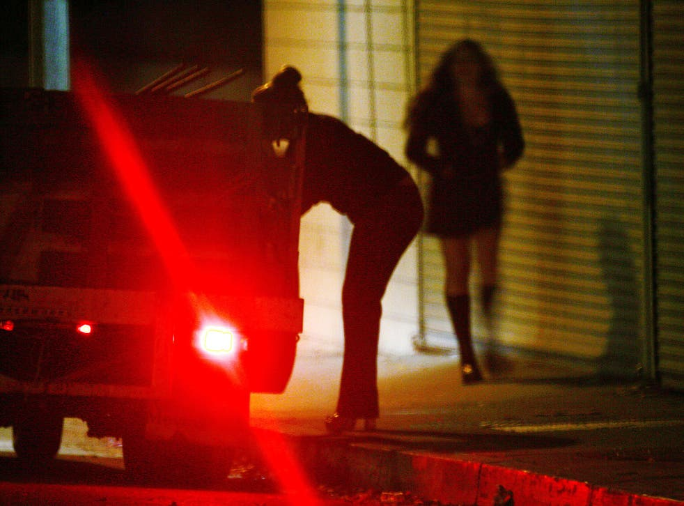 Amnesty International backed the proposal to officially support the legalisation of prostitution (Getty)