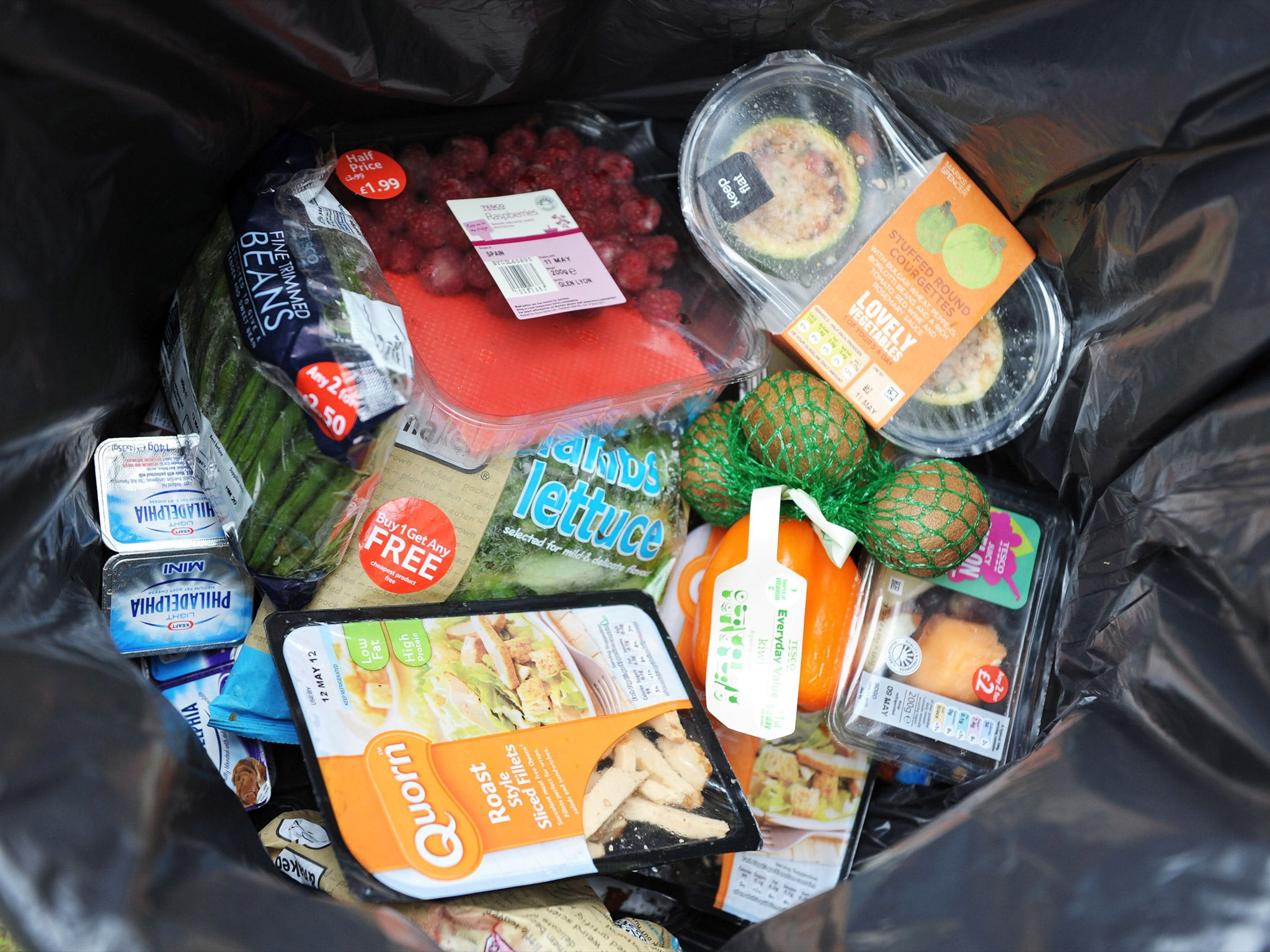 Sainsburys Uses Gas Produced By Its Own Food Waste As
