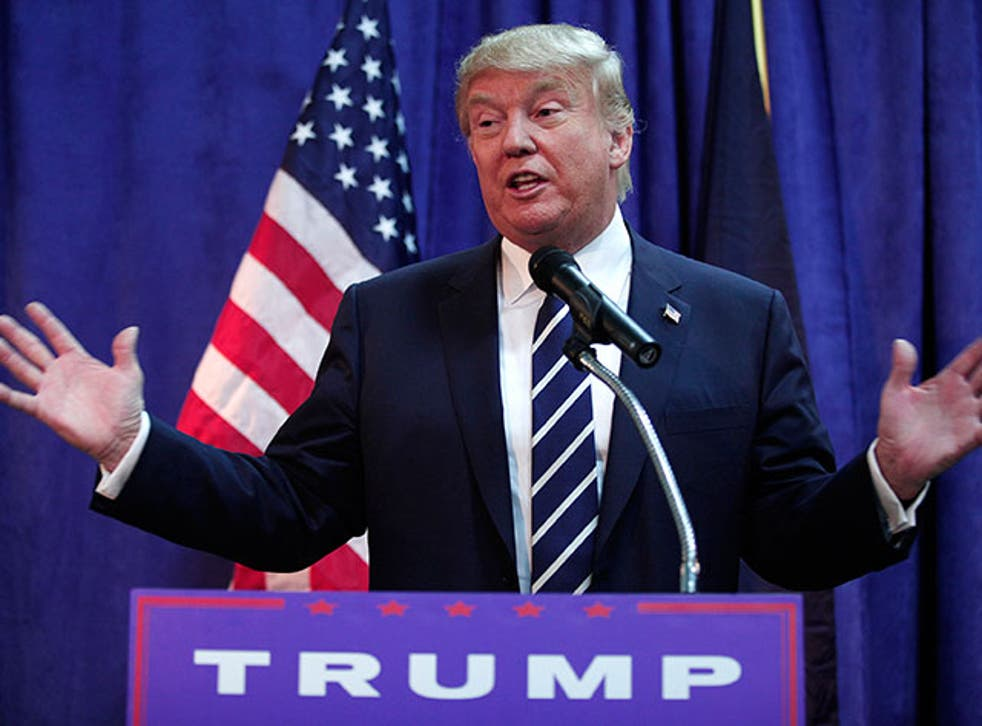 """Donald Trump did not challenge a questioner calling for America to """"get rid"""" of its Muslims"""