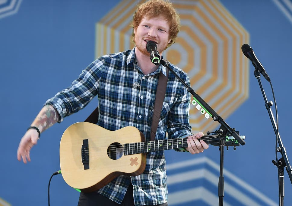 931d853fa32bc3 Ed Sheeran and Foo Fighters are reportedly headlining Glastonbury ...