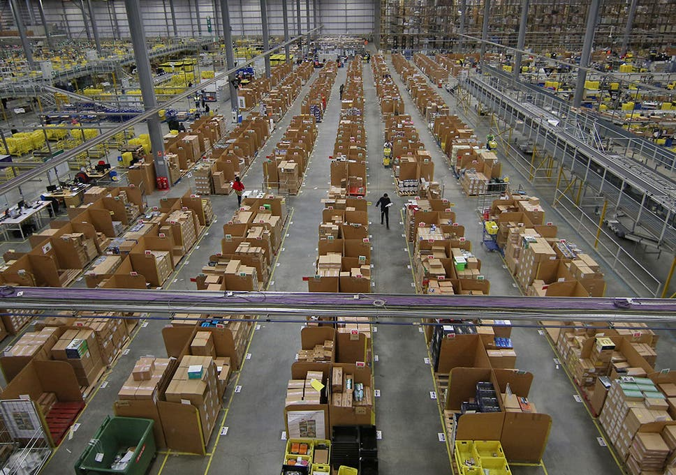 Amazon aims to cut customer waiting times to zero with a