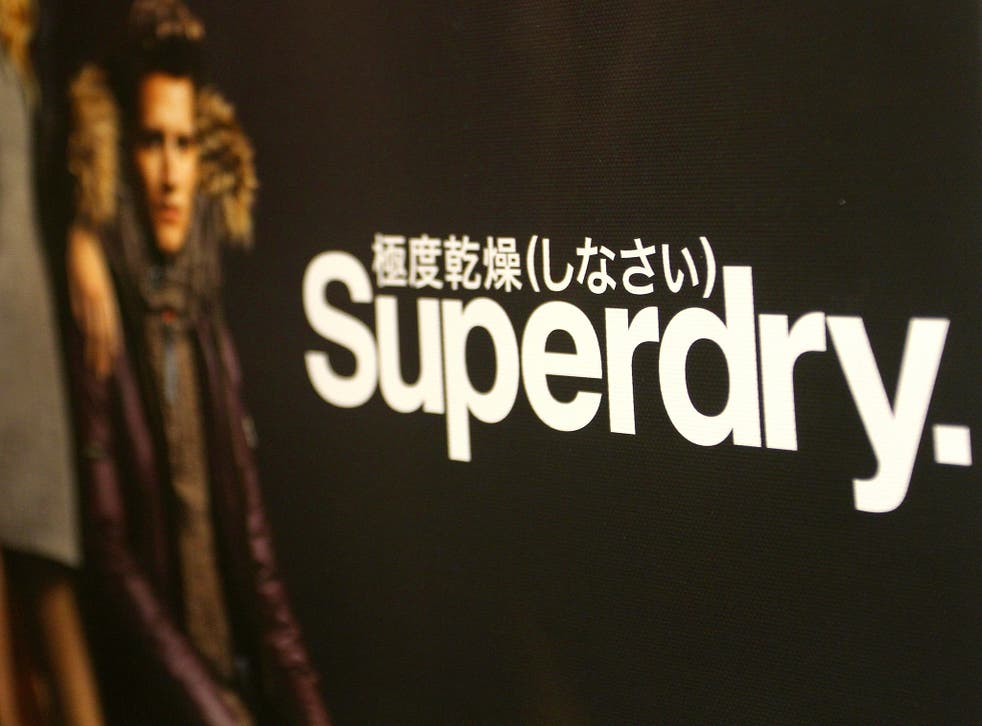 Superdry has been growing its sports apparel business and recently opened its first shop dedicated to sports clothing