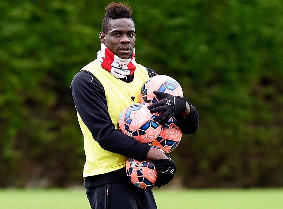 Mario Balotelli has found himself increasingly alienated at Liverpool because of his attitude