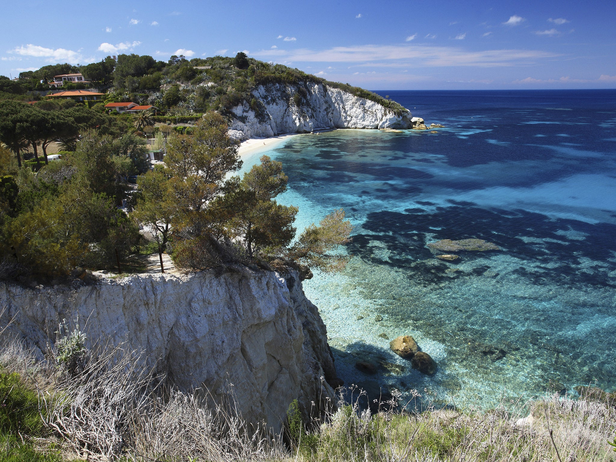 Exile to Elba: Tuscany\'s quiet beach retreat | The Independent