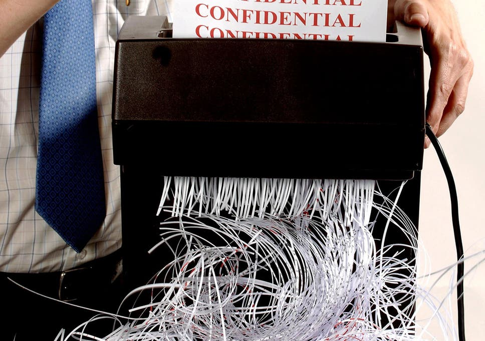 Businesses Are Turning To Shredding Companies To Help Them Destroy