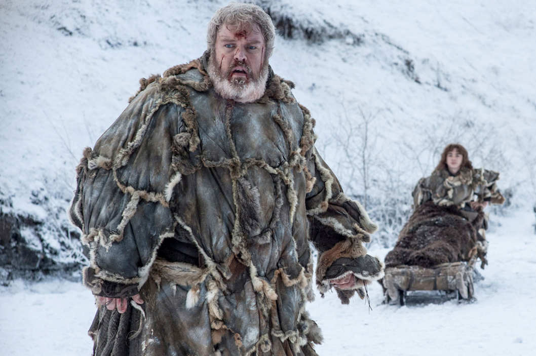 what does hodor mean game of thrones season 6 actor kristian nairn weighs in the independent. Black Bedroom Furniture Sets. Home Design Ideas