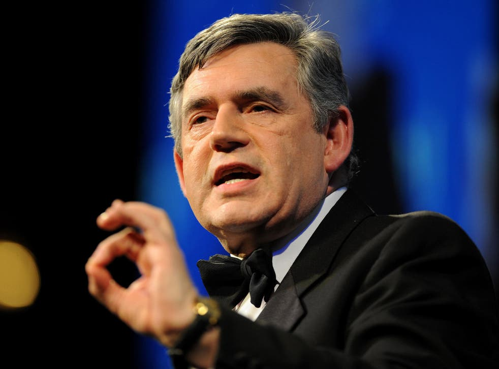 Gordon Brown is believed to be about to commit his support to Yvette Cooper