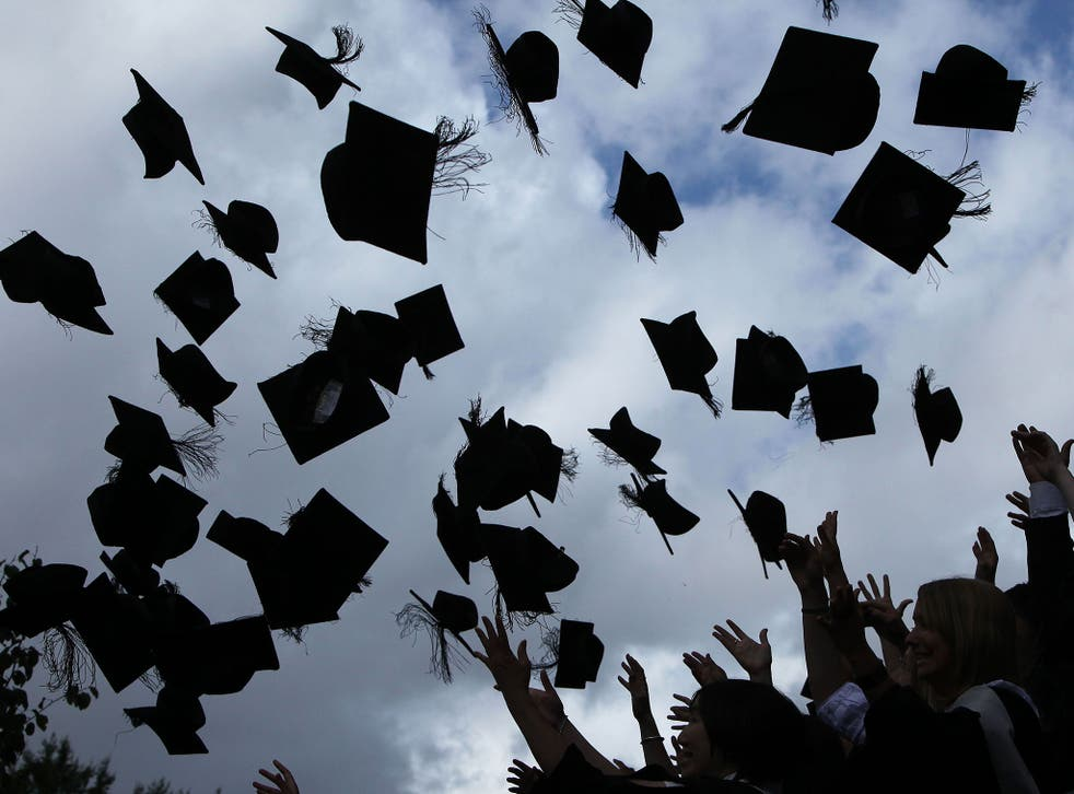 A good degree is not enough if the new graduate has no personal skills