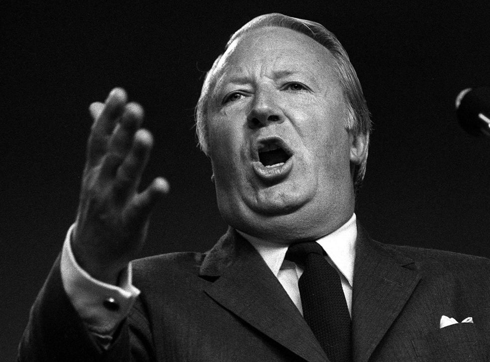 Edward Heath 'was not a sexual being', says closest female ...
