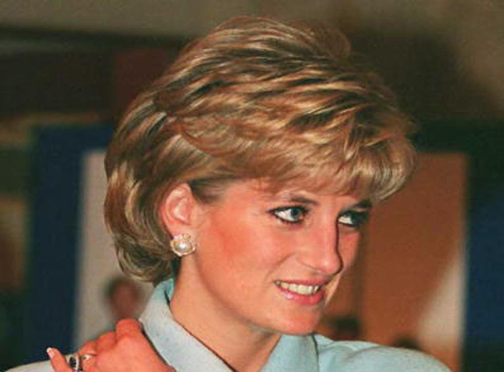 """Diana was reportedly """"creeped out"""" by Mr Trump's advances"""
