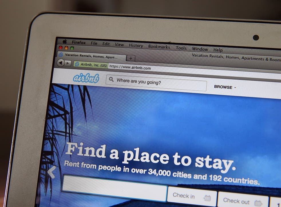 An Airbnb user was allegedly sexually assaulted by a host in July