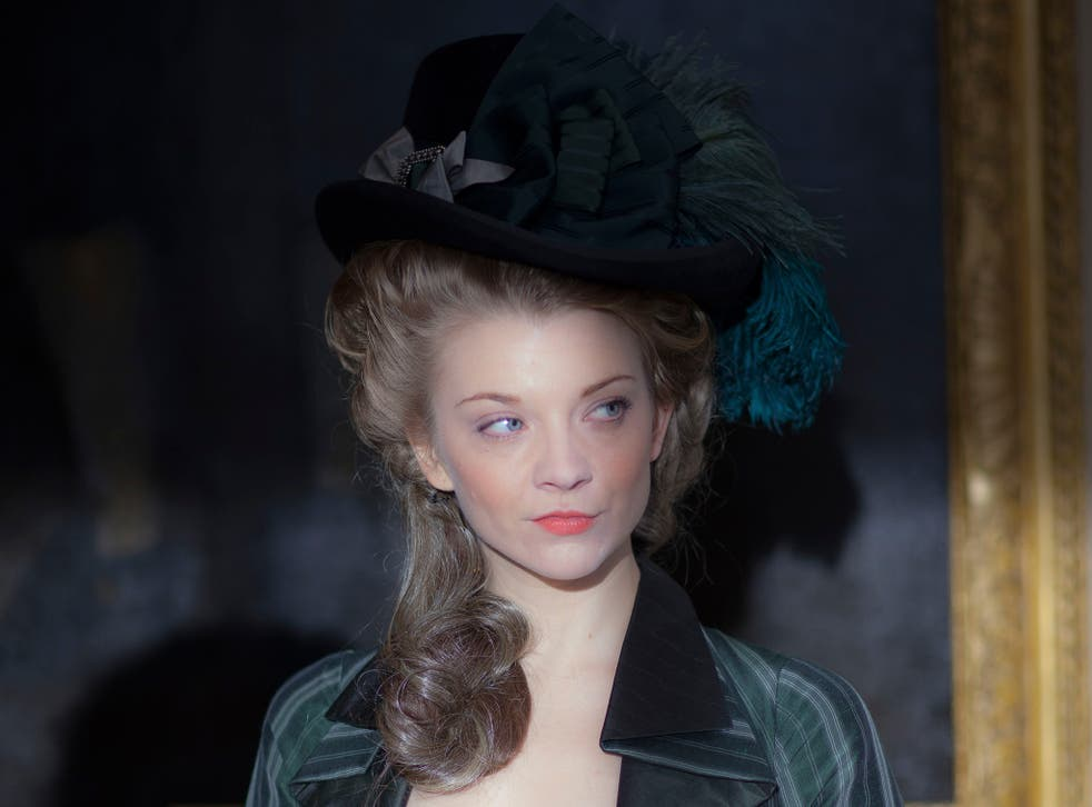 A woman with courage: Natalie Dormer as Lady Worsley
