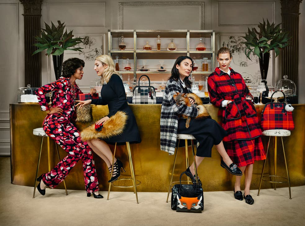 Accessible luxury lines from Kate Spade a/w '15