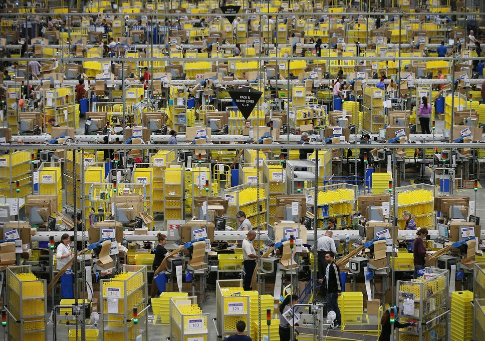 Amazon: Devastating expose accuses internet retailer of oppressive
