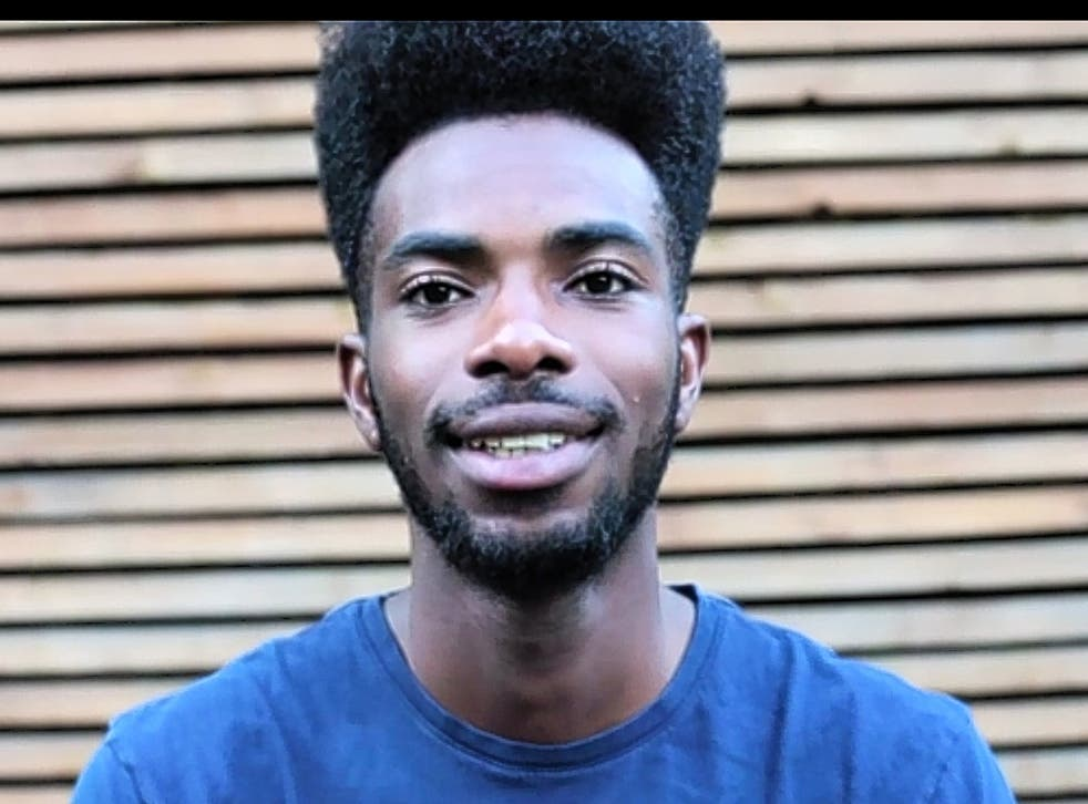 Emmanuel Opoku received exceptional exam results after being brought up in the UK, but then discovered that he had to pay international student tuition fees