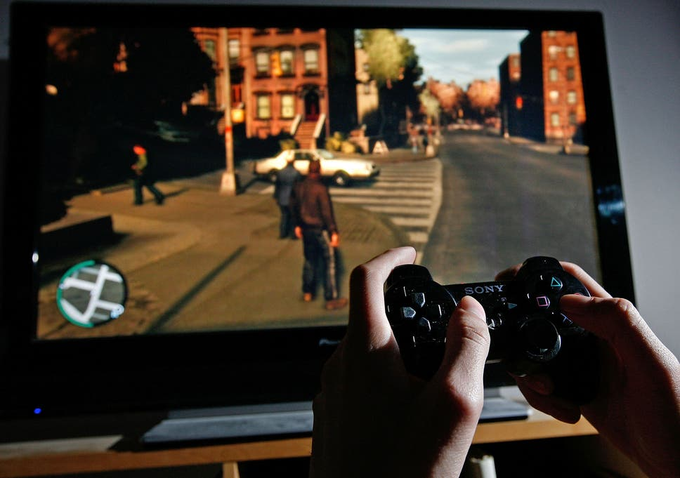 Business Essay Example A Gamer Plays Grand Theft Auto Iv Shortly After Its Release In  How To Write A Synthesis Essay also Compare Contrast Essay Papers Study Finds That Violent Video Games May Be Linked To Aggressive  Thesis Of An Essay