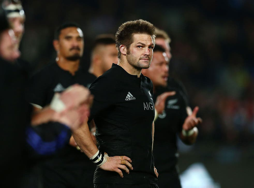 New Zealand captain Richie McCaw on his world-record breaking 142nd cap