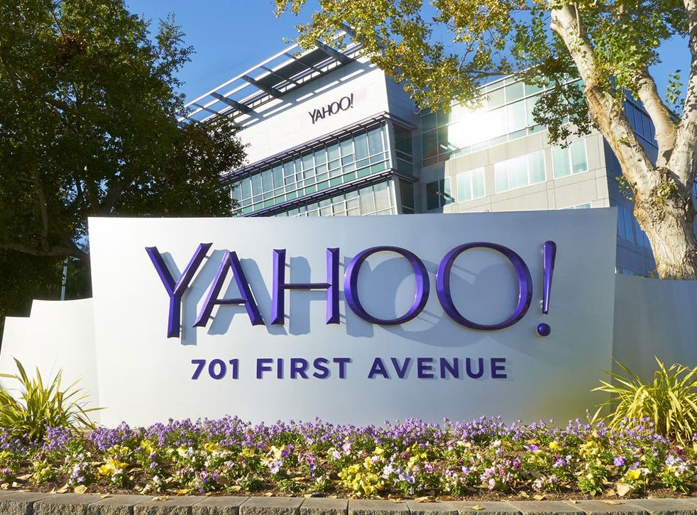 Yahoo have said that they will stand behind Zhang