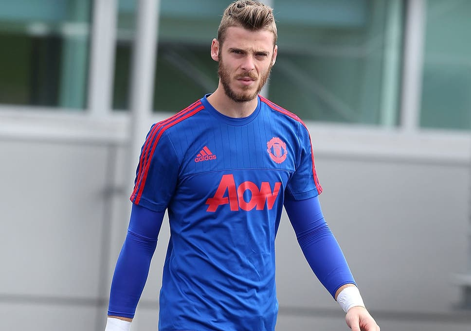 pretty nice 012a7 4b9d8 David De Gea: Why did the deal from Manchester United to ...