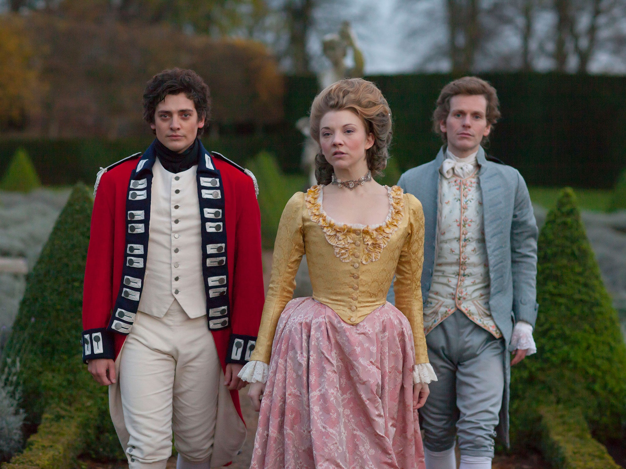 The Scandalous Lady W Tv Review Now Here S A Proto