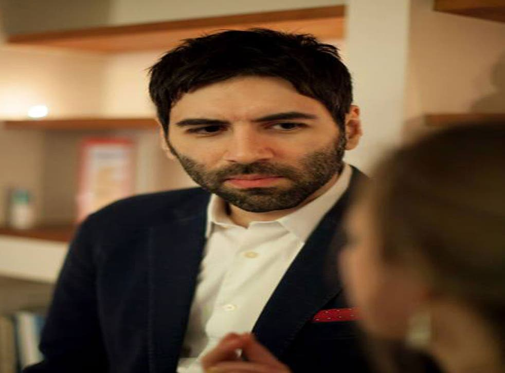 Daryush Valizadeh, who goes by the name 'Roosh V', shares tips on how to 'pick-up women' on his website