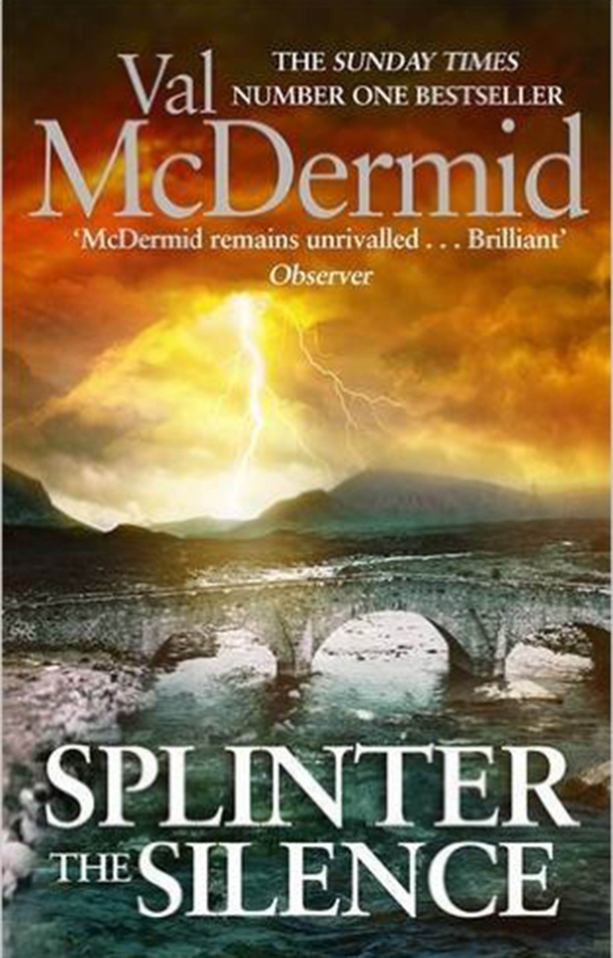 Splinter the Silence by Val McDermid, book review: The ...